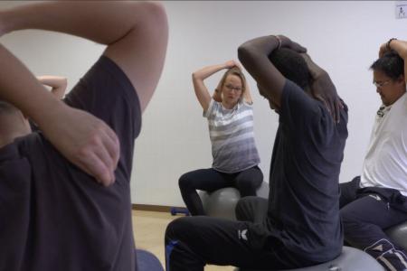 L'activité physique sur ordonnance : mieux dans son corps et dans sa tête