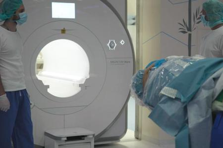 IRM au bloc opératoire