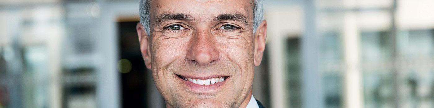Bertrand Levrat - Directeur général des HUG