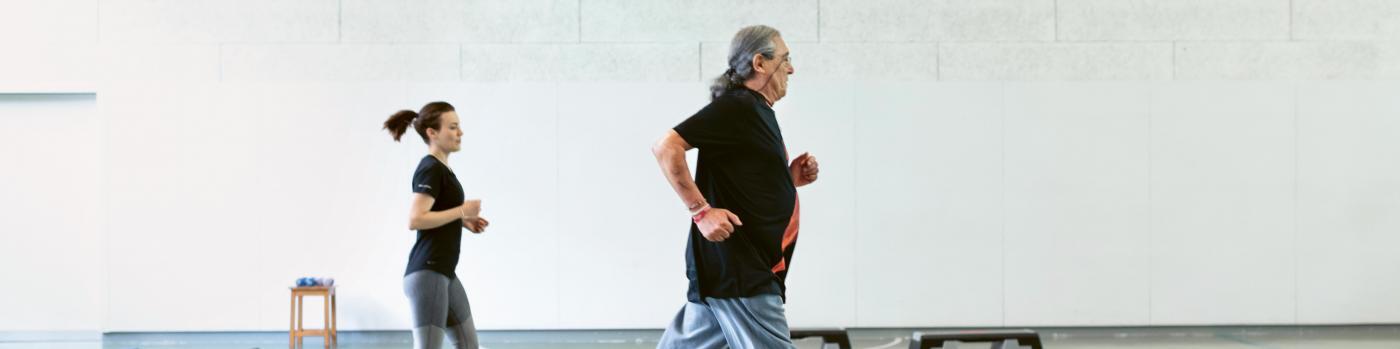 Stimuler ses artères en marchant