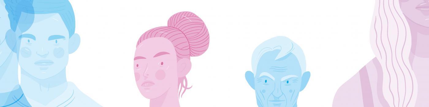 illustration personnes transgenres