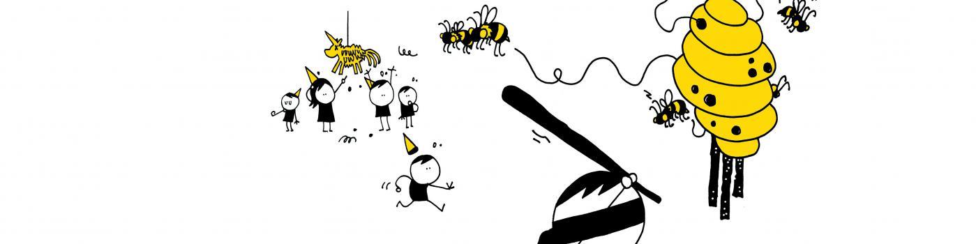 Guêpes, abeilles, frelons : que faire en cas de piqûre ?