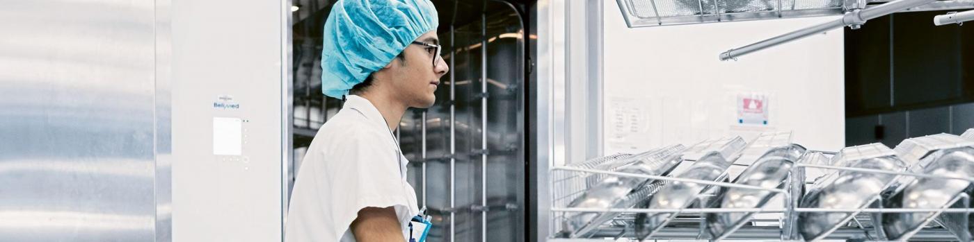 service de sterilisation
