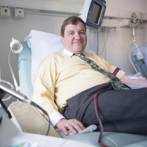 Pascal: donneur du sang