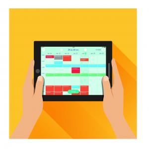 application mobile concerto