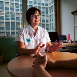 «On peut accompagner les patients dans leur parcours»