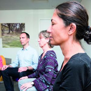 Cours de méditation pour les parents