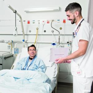 La prise en charge du patient