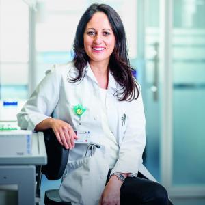 Caroline Samer, star de la pharmacogénomique