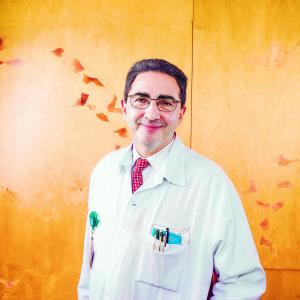 Pr Arnaud Perrier, directeur médical des HUG