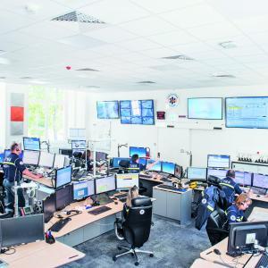 Centrale d'urgence 144