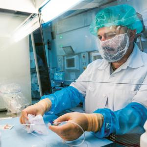 Cyclotron pour diagnostics ultraprécis