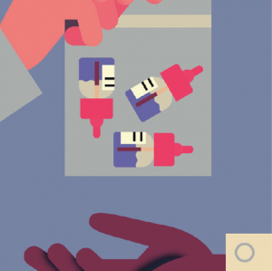 Test de la présence de sang dans les selles