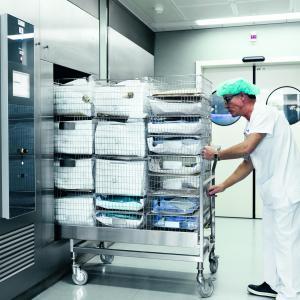 processus de sterilisation