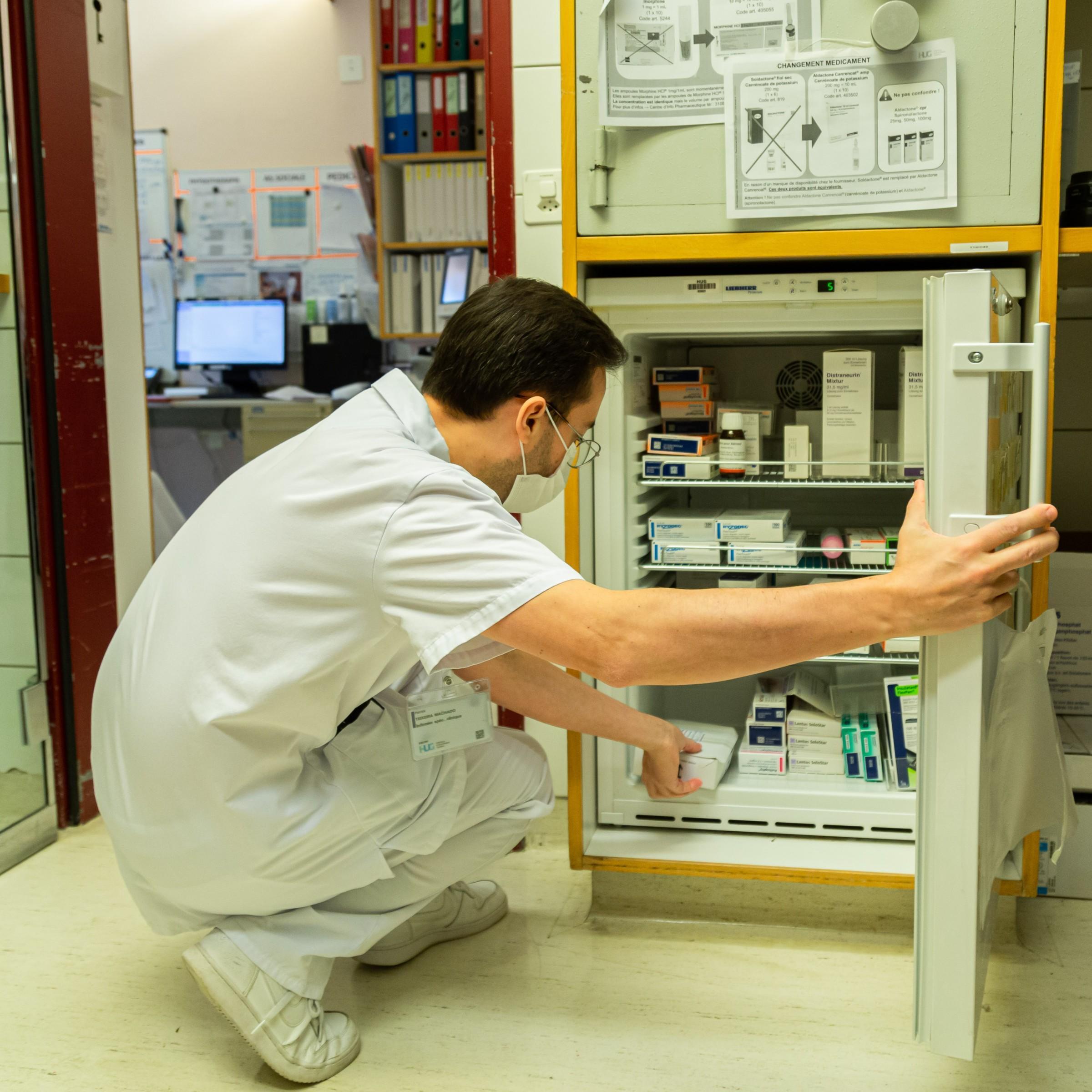 Vaccin Covid aux HUG