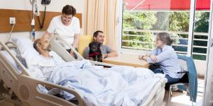 Les proches au cœur des soins