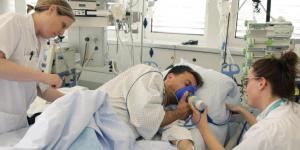 Les soins intensifs : au-delà de la douleur
