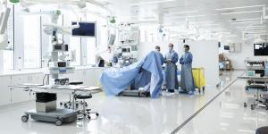 Le nouveau terrain d'entraînement des chirurgiens