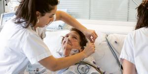 Soins intensifs: l'hypnose en renfort