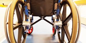Dispositif novateur pour fauteuil roulant