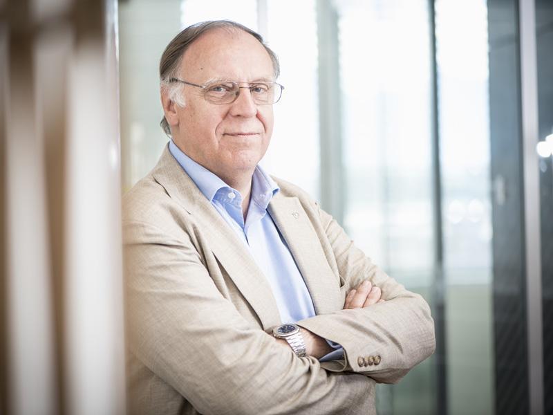 Pierre Hoffmeyer, président de la SFITS et chirurgien en orthopédie.