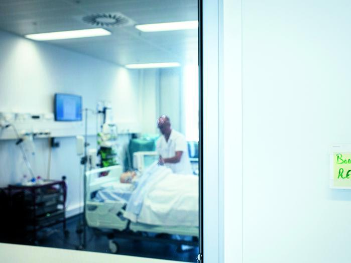 simulation médicale